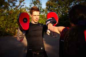 Boxing & MMA Fitness Training in Lloyd Park Walthamstow