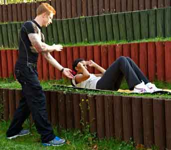 Mobile Personal Training North and East London Parks or Your Home